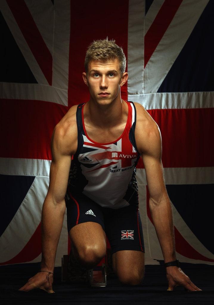 Jack Green | British Olympian | 400m Hurdles
