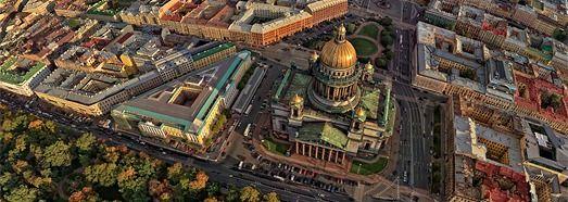 St-Petersburg, Virtual Tour • AirPano.com • 360 Degree Aerial Panorama • 3D Virtual Tours Around the World