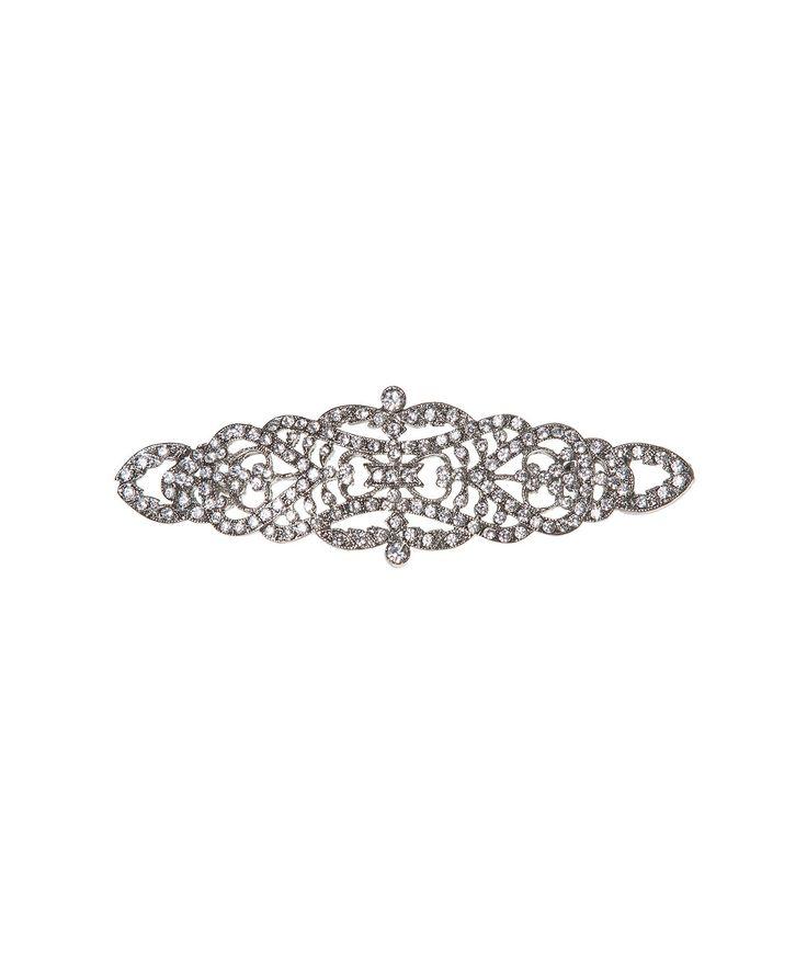 Pronovias vous présente les broches de mariée B-5012 | Pronovias