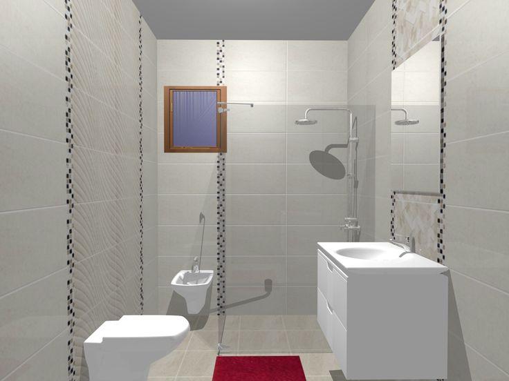 Rafinament pentru o baie modernă oferit de plăcile ceramice din colecţia Emily Beige . Te așteptăm în showroom-ul de gresie şi faianţă Castilio  pentru consultanță de specialitate si design 3D GRATIS, dacă achiziţionezi plăcile ceramice de la noi! Mai multe imagini pe site: www.castilio.ro