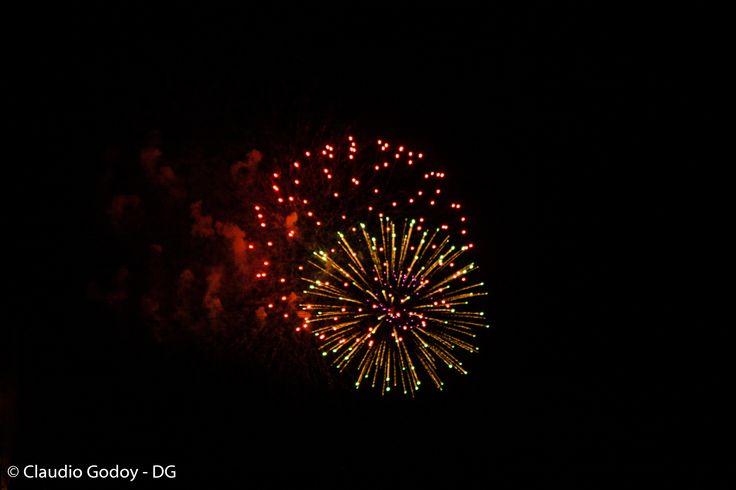 fuegos artificiales canont3 new year 2015