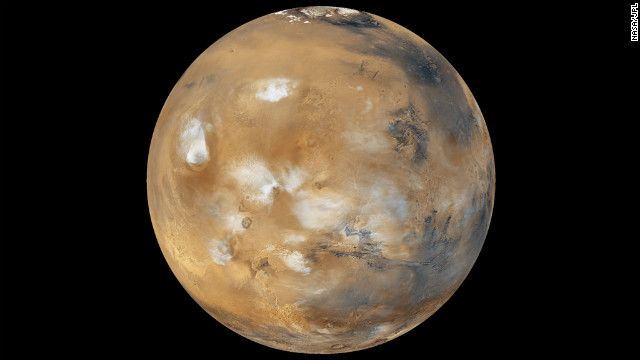 Study: Water could be flowing on Mars now