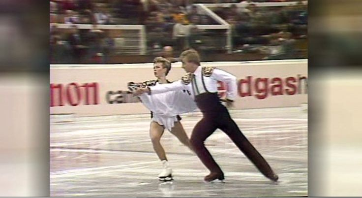 Torvill and Dean~Great Britain Ice Dancers