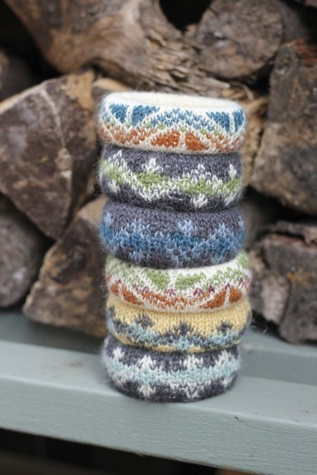 73 best Knit Jewelry Patterns images on Pinterest | Knitting ...