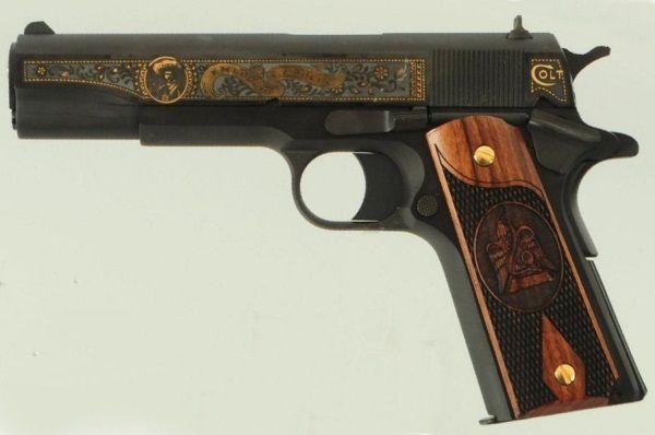 Emiliano Zapata .38 Super Colt 1911 | Guns | Pinterest ...