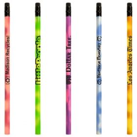 Promotional Products Ideas that work: Jo-bee Mood Pencil W/black Eraser. Made in USA. Get yours at www.luscangroup.com