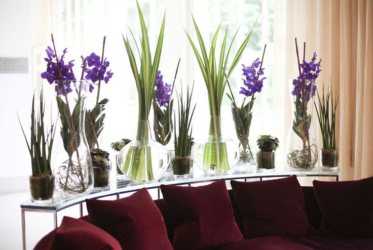 Hotel & Corporate | McQueens florist