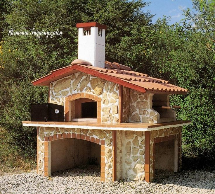 Oltre 25 fantastiche idee su forno esterno su pinterest - Forno per giardino ...