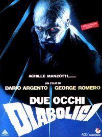 Dario Argento - Deux yeux maléfiques - Segment Le Chat noir - Due occhi diabolici - sur le site RayonPolar