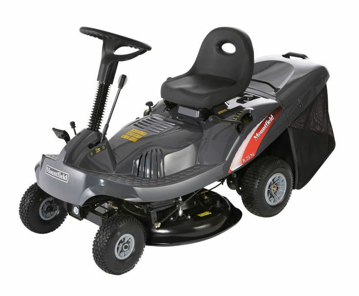 The Best Riding Mowers for Large Plots of Land