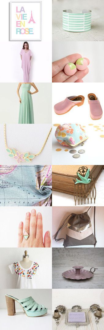 ☼ summer collection ☼ by Noa Avneri on Etsy--Pinned with TreasuryPin.com