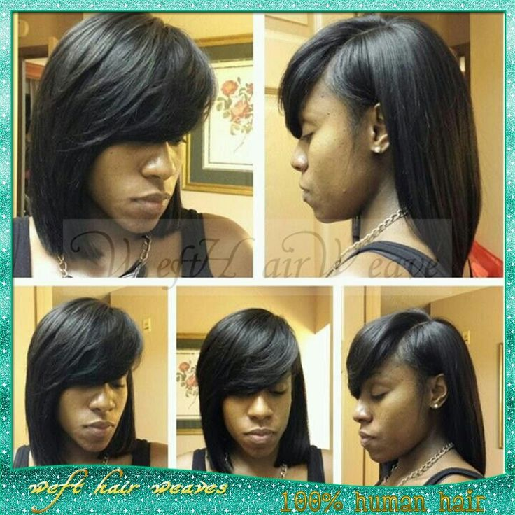 Deep Side Part Bob Sew In Google Search Tresses Style