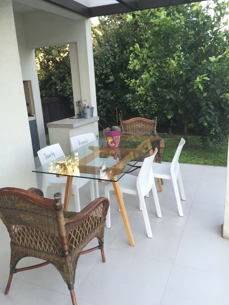 1000 images about mesas comedor vidrio on pinterest madeira modern apartments and antigua for Comedor de vidrio
