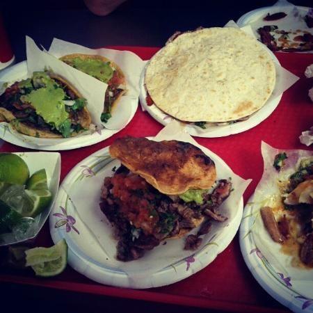 Tacos el Gordo by Encore (3049 S Las Vegas Blvd.)