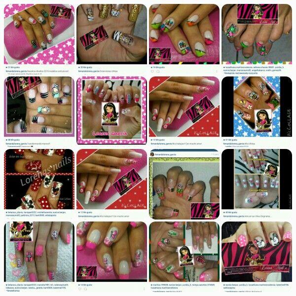 Catalogo uñas