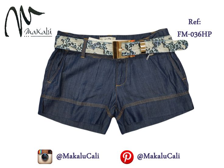 Perfectos para la playa... #shorts #indigo # jean  #modafemenina #makalu #makalucali #tendencias #ropaamericana #fashionweek #outfit #neon #moda #cali #colombia  #blusas. Moda femenina