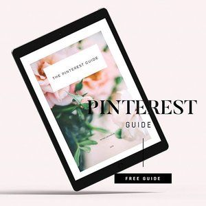 If you have not already joined in my inner cicle (Aka signed up to receive my emails), it is time do it! As a sign-up thank you gift, you can download a New FREE Pinterest Guide! It has 70 pages of Pinterest info! #pinterestguide #pinterestexpert #pinterestscheduling #pinteresthelp #socialmediamarketing
