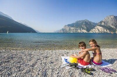Beaches Torbole sul Garda Lake Garda