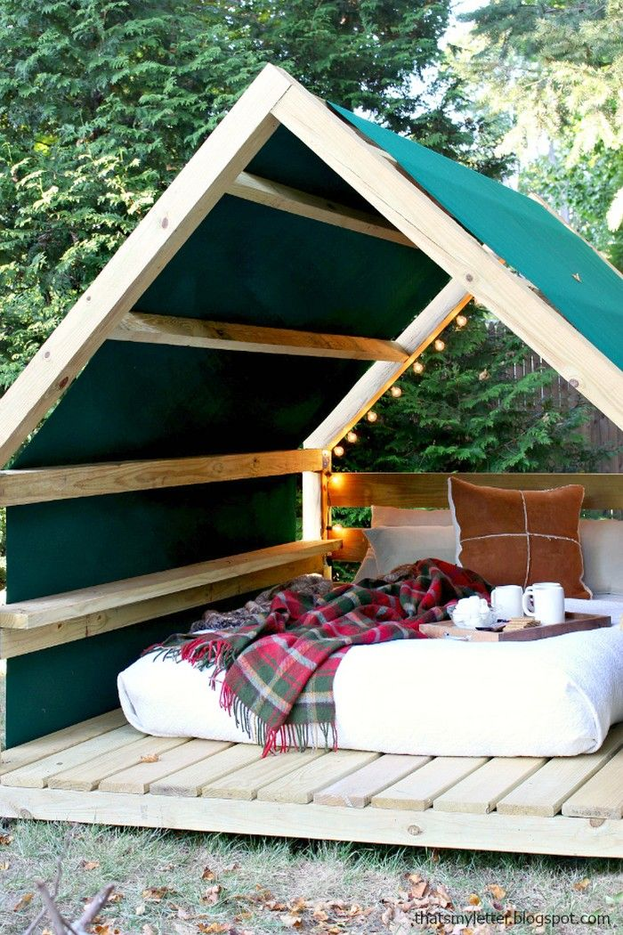 Best 25 Outdoor Cabana Ideas On Pinterest Diy Outdoor
