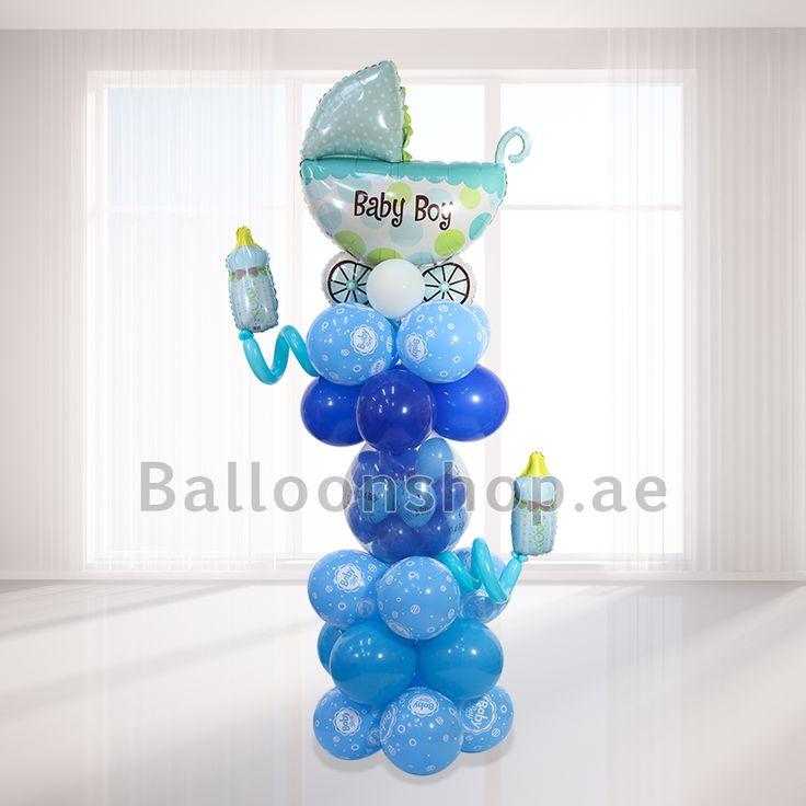 Balloonshop.ae - Baby Boy