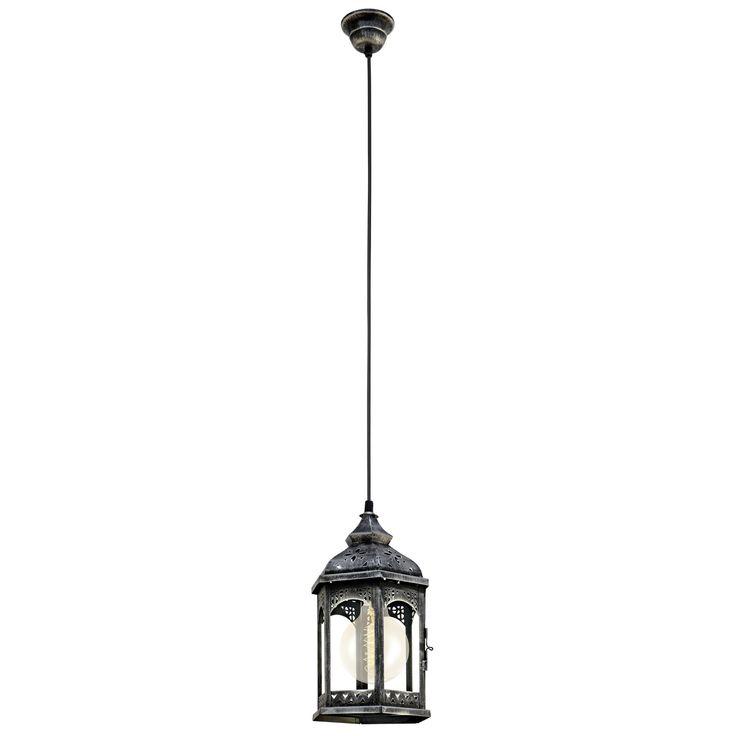 Lumina este cel mai important element prin care obiectele pot fi puse in valoare. Tocmai de aceea lampa felinar argintie este un mijloc excelent pentru a face acest lucru. Lampa are un finisaj antichizat, fiind realizata din metal si sticla. Forma lampii este asemanatoare cu cea a unui felinar, ea ducandu-ne cu gandul la un produs cu influente orientale.