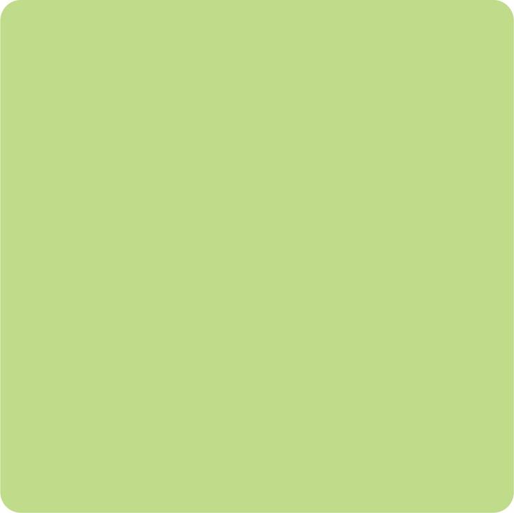 Dit limoengroen vind ik een hele frisse en opgewekte kleur voor zowel in een jongens als meisjeskamer.
