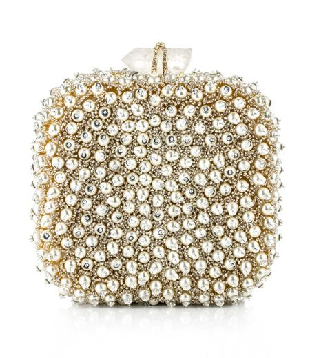 Marchesa beaded clutch ♥