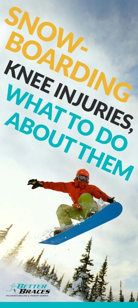 Skiing Or Snowboarding Worse On Your Knees https://goo.gl/prVZ33
