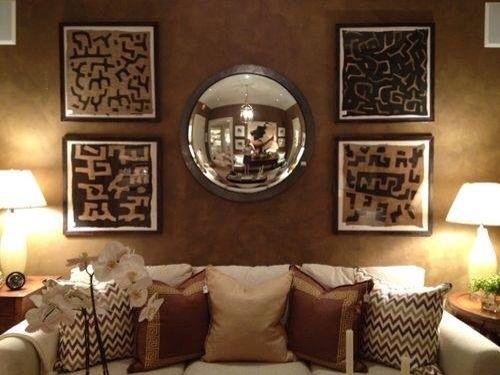 14 besten African interior design Bilder auf Pinterest - wohnzimmer ideen afrika