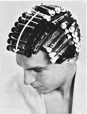 how to put in perm rods