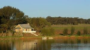 Stonewell Cottages in the Barossa Valley. Beautiful and private.