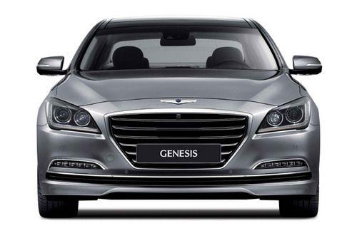 2015 Hyundai Genesis Sedan: First Look