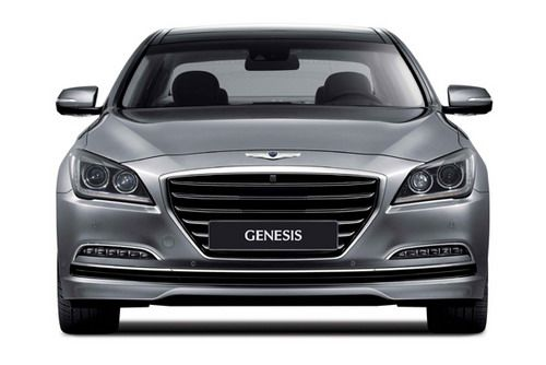 2015 Hyundai Genesis Sedan: First Look