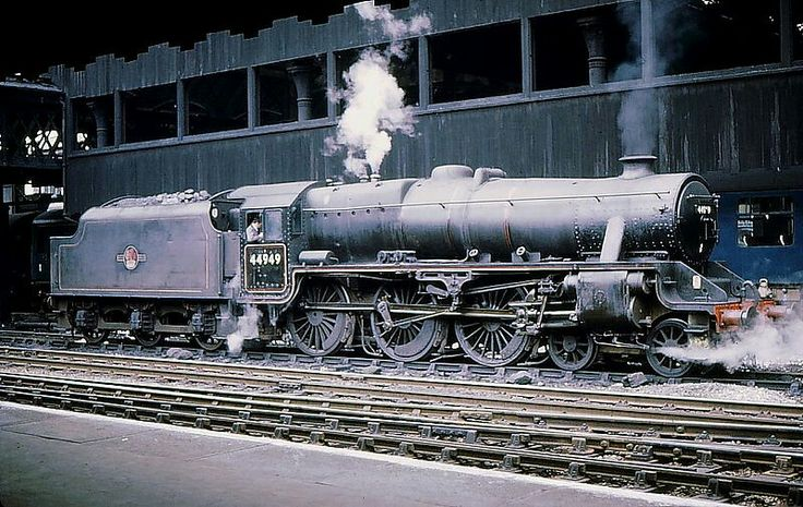 BR (LMS) 'Stanier' class 5  4-6-0
