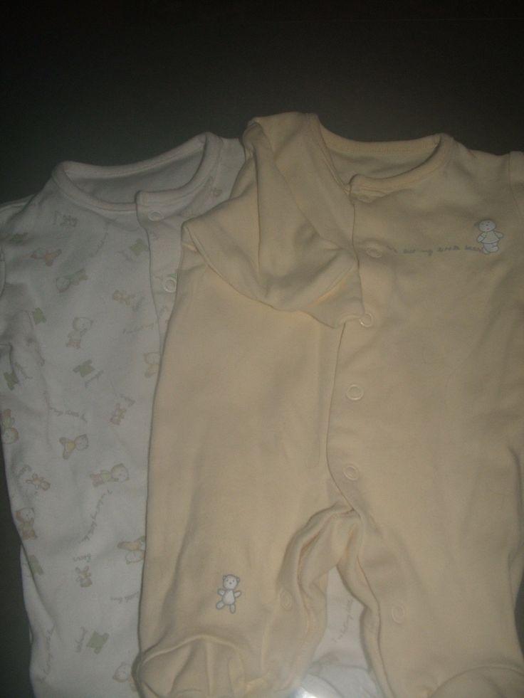 SwopLot.Com Listing: UniSex New Born Romper Suits