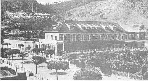 Hotel Le Magourou - Teresopolis, RJ