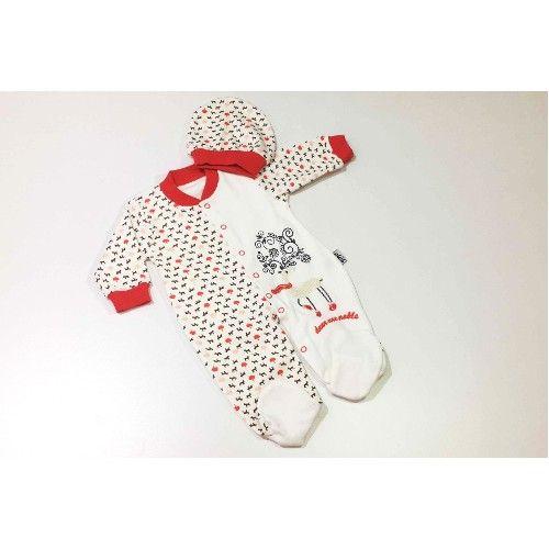 Elçi Baby Geyikli Kız Bebek Tulumu 15,95 TL ile n11.com'da! Elizbaby Tulum fiyatı ve özellikleri, Bebek Giyim kategorisinde.