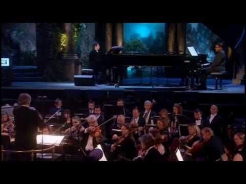 Herbie Hancock & Lang Lang - Rhapsody in Blue - Classical Brits 2009