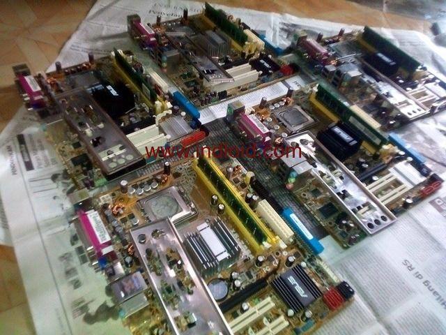 dijual asus motherboard