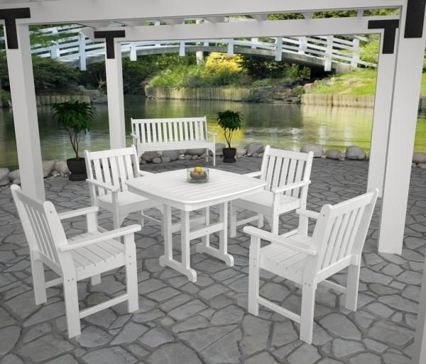 Polywood Vineyard Patio Furniture Collection