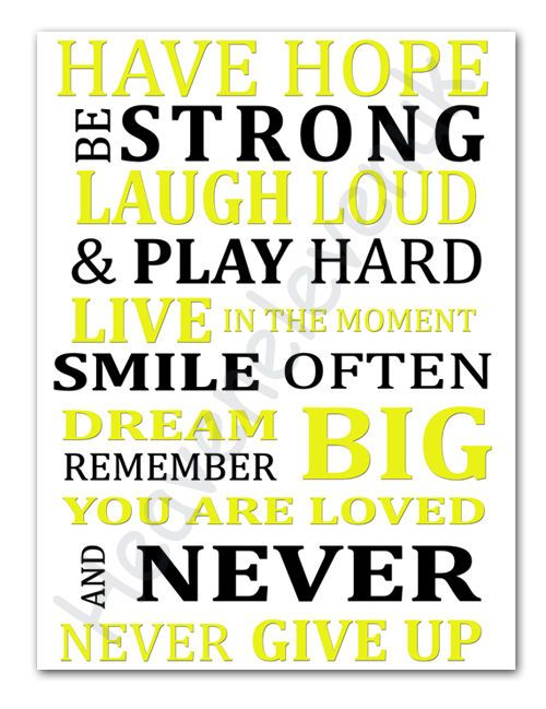 55 best A4 Glossy Posters - Inspirational Quotes/words on A4 Glossy ...
