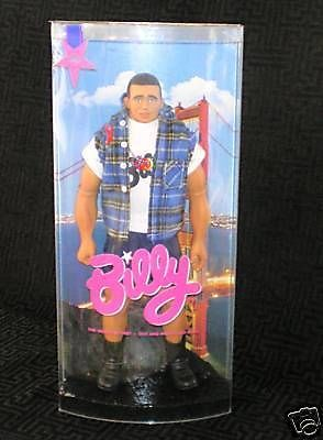 San francisco gay billy doll brn mint never opened totems san francisco and dolls - Homes built from recycled materials nasas outer space challenge ...