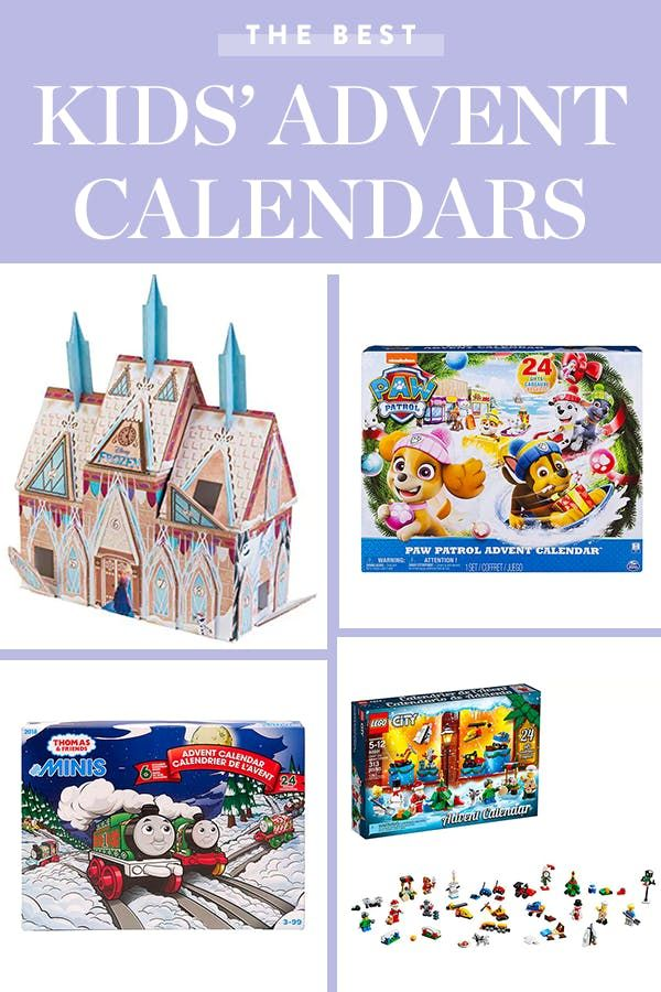 16 Advent Calendars For Kids Who Are In Countdown Mode Kids