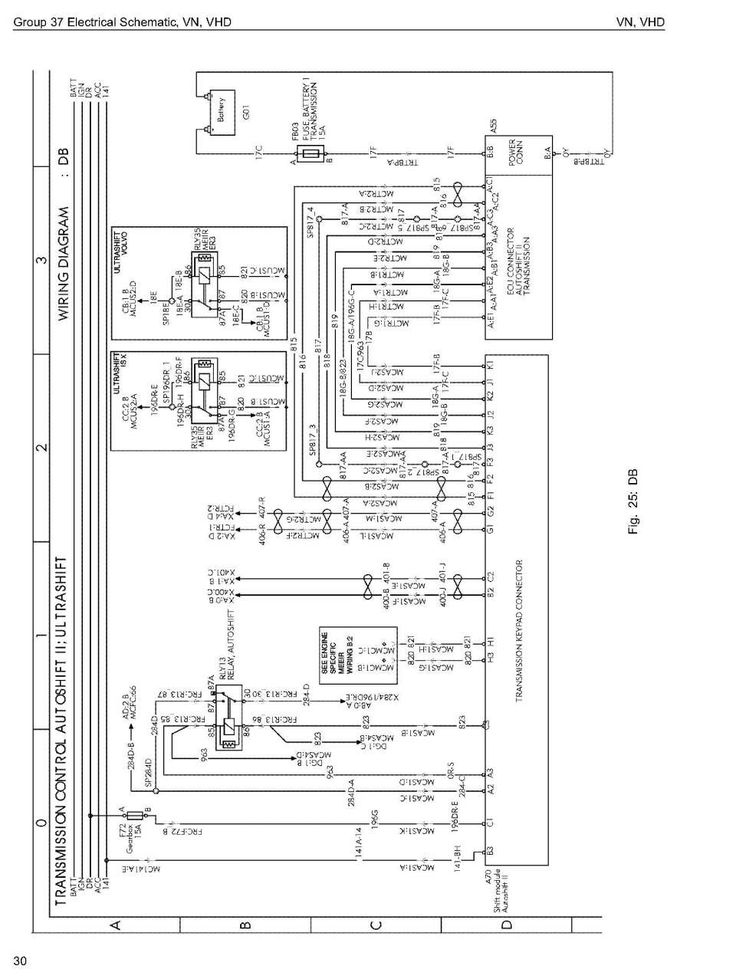 17  Volvo D13 Engine Wiring Diagram