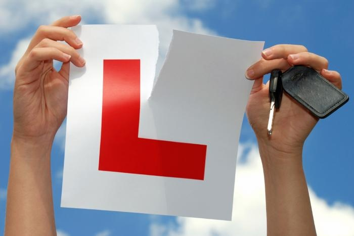 What was the best thing about passing your driving test?