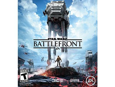 Immerse yourself in the epic Star Wars battles you've always dreamed of and create new heroic moments of your own in Star Wars Battlefront. Fight for the Rebellion or Empire in a wide variety of multiplayer matches for up to 40 players, or in exciting challenges inspired by the films available solo, split-screen or through online co-op.