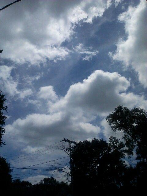 A pretty day