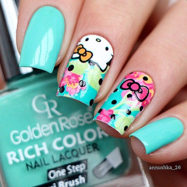 288 best Nail Decals images on Pinterest | Cute nails, Nail scissors ...