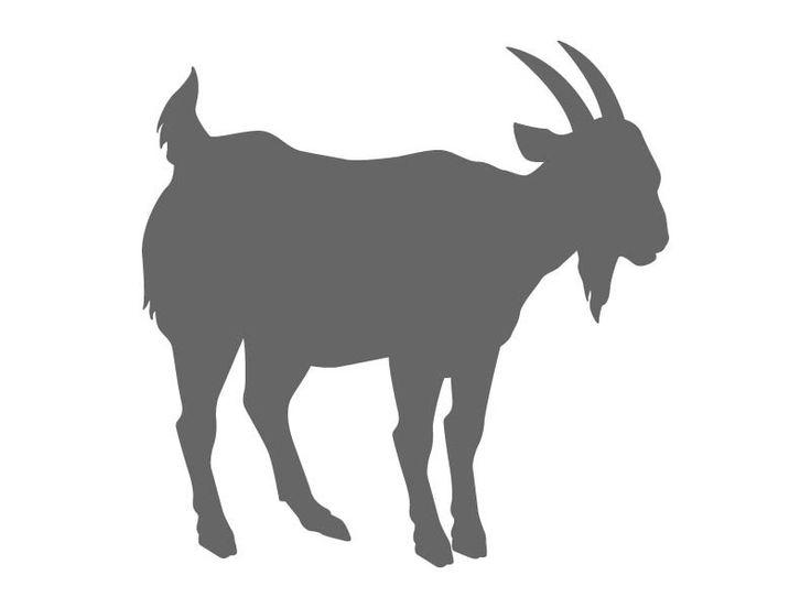 Farm Animal Stencil Shapes - Custom Farm Animal Stencils ...