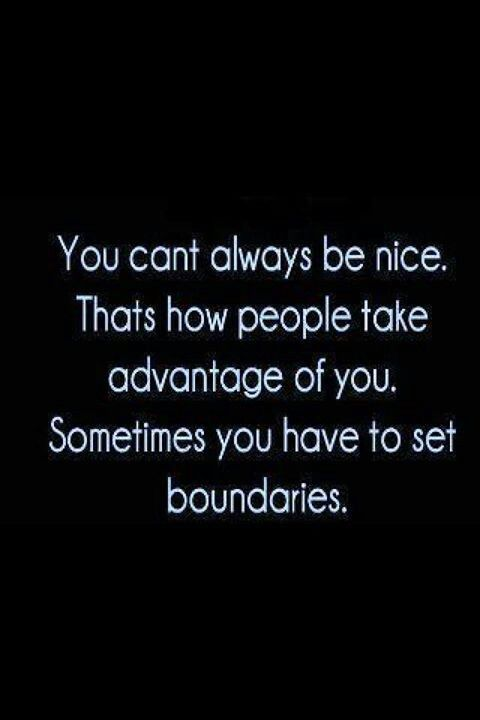 Absolutely!!!! Be aware and question relationships with those that constantly show a lack of consideration for you.